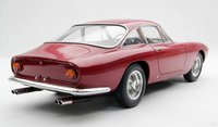 1962 Ferrari 250 GT Lusso Model Car in 1:8 Scale by Amalgam