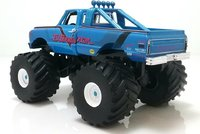 1972 CHEVROLET K10 (EXTERMINATOR) MONSTER TRUCK in 1:43 scale by Greenlight