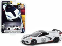 2020 Chevrolet Corvette C8 Stingray Coupe in 1:64 Scale by  Greenlight