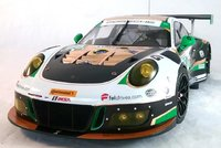 Porsche 911 GT3 R Daytona Winner Diecast in 1:18 Scale by Minichamps