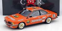 BMW 635 CSI JAGERMEISTER EUROPEAN CHAMP 1:18 Scale by CMR