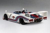 1996 Porsche 936 #7 Winner Imola 500KM Martini Racing Model Car in 1:18 Scale by True Scale Miniatures