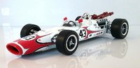 1966 Lola T90, Indianapolis 500 Rookie of the year, Jackie Stewart in 1:18 scale