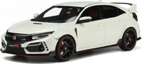 2020 HONDA CIVIC TYPE R GT FK8 EURO SPEC CHAMPIONSHIP in 1:18 scale by Otto Mobile
