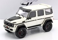 Mercedes-Benz Brabus G500 4x4  Resin Model Car in 1:18 Scale by GT Spirit