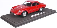 1961 Ferrari 400 Superamerica Coupe Serie 1 in red 1:18 scale by BBR