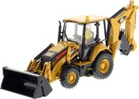 Cat® 420F2 IT Backhoe Loader in 1:50 scale by Diecast Masters