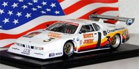 BMW M1 No.3 Daytona 24H 1980 in 1:43 Scale by Spark