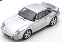 1997 Porsche 993 Turbo in 1:18 Scale by Spark