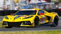 Chevrolet Corvette C8.R 2020 IMSA 24 Hours of Daytona #3 in 1:18 Scale by Topspeed