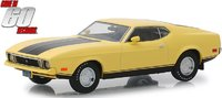 1973 Ford Mustang Mach 1 Gone in 60 Seconds Eleanor in 1:43 scale by Greenlight
