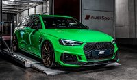 Audi ABT RS4+ in 1:18 Scale by GT Spirit