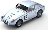 Austin Healey Sprite #72 12H Sebring 1962 in 1:43 scale by Spark
