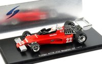 1976 Ensign N176, No.22, Belgium GP Chris Amon in 1:43 Scale Model by Spark