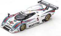 LANCIA LC2 NO.5 WINNER 1000KM SPA 1985 in 1:43 scale by Spark