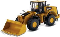 Cat® 980M Wheel Loader in 1:50 scale by Diecast Masters