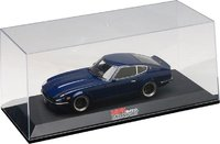 Clear Cover & Base Plate Set, Wangan Midnight Blue in 1:18 Scale by AUTOart
