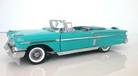 1958 Chevrolet Impala convertible in 1:24 scale by Danbury Mint