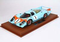 Porsche 917 Exhibition 1969 in 1:18 scale by BBR
