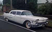 1958 Cadillac Fleetwood 75  Limousine Resin Model Car in 1:18 Scale by GLM