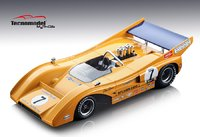 McLaren M8F #7  1971 Can-Am Watkins Glen Winner  Peter Revson in 1:18 scale by Technomodel