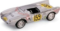 Porsche 550RS Spyder Carrera Mexico 1953 Karl Kling #159 in 1:43 scale by BRUMM
