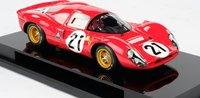 Ferrari 330 P4 in 1:18 Scale by Amalgam