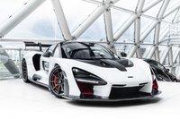 McLaren Senna (Vision Pure) White in 1:18 scale by AUTOart