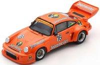 PORSCHE 911 CARRERA E. SCHIMPF, A. FISCHHABER in 1:43 scale by Spark