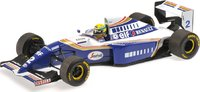 1994 Williams Renault FW 16  Ayrton Senna in 1:18 Scale by Minichamps