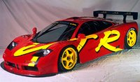 McLaren F1 GTR Short Tail 1996 in 1:18 Scale by Solido