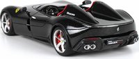 Ferrari Monza SP2 Nero New Black Daytona in 1:43 Scale by BBR