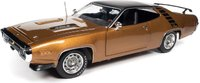 1971 Plymouth Road Runner Hardtop Class of 1971 in 1:18 Scale by Auto World