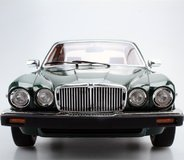 1982 Jaguar XJ6 in Green in 1:18 Scale by LS Collectibles
