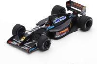 Andrea Moda S921 #35  Monaco GP 1992  in 1:43 Scale by Spark