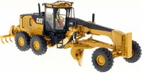 Cat® 14M Motor Grader in 1:50 scale by Diecast Masters