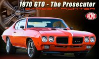 1970 Pontiac GTO Street Fighter The Prosecutor in 1:18 scale by Acme