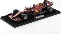 Ferrari SF1000 Tuscany GP 2020 Sebastian Vettel in 1:18 scale by Looksmart