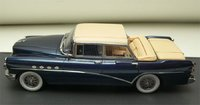 1954 Buick Landau Concept Model Car in 1:43 Scale by Matrix