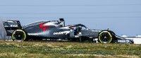 Alfa Romeo Racing ORLEN C39 No.7 Fiorano Circuit Shakedown 2020 Kimi Räikkönen in 1:18 scale by Spark