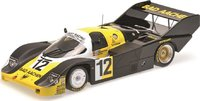 1984 Porsche 956K 1000KM De Monza - Bad Aachen Model Car in 1:18 Scale by Minichamps