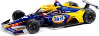 2021 NTT IndyCar Series #27 Alexander Rossi in 1:18 scale by Greenlight