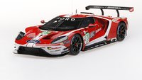 Ford GT #67 2019 24Hrs of Le Mans LM GTE Pro in 1:18 Scale by Tecnomodel
