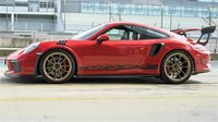Porsche 911 991.2 GT3 RS Red in 1:18 Scale by AUTOart