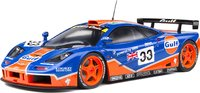 McLaren F1 GTR Short Tail 24 H Le Mans 1996 in 1:18 Scale by Solido