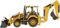 Cat® 432F2 Backhoe Loader in 1:50 scale by Diecast Masters