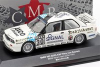 BMW M3 E30 DTM #30 1991 in 1:43 Scale by CMR