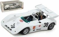 BRM P167 Winner Hockenheim 1971 Brian Redman in 1:43 Scale by Spark