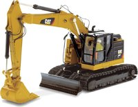 Cat® 335F L Hydraulic Excavator in 1:50 scale by Diecast Masters