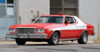 Bespoke Collection Starsky and Hutch TV Series 1976 Ford Gran Torino in 1:12 Scale by Greenlight